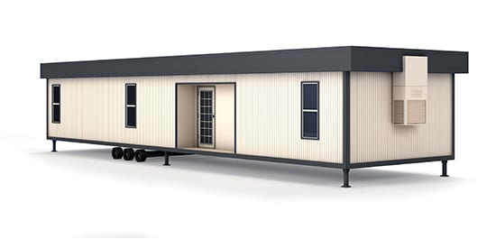 New Construction Office Trailer